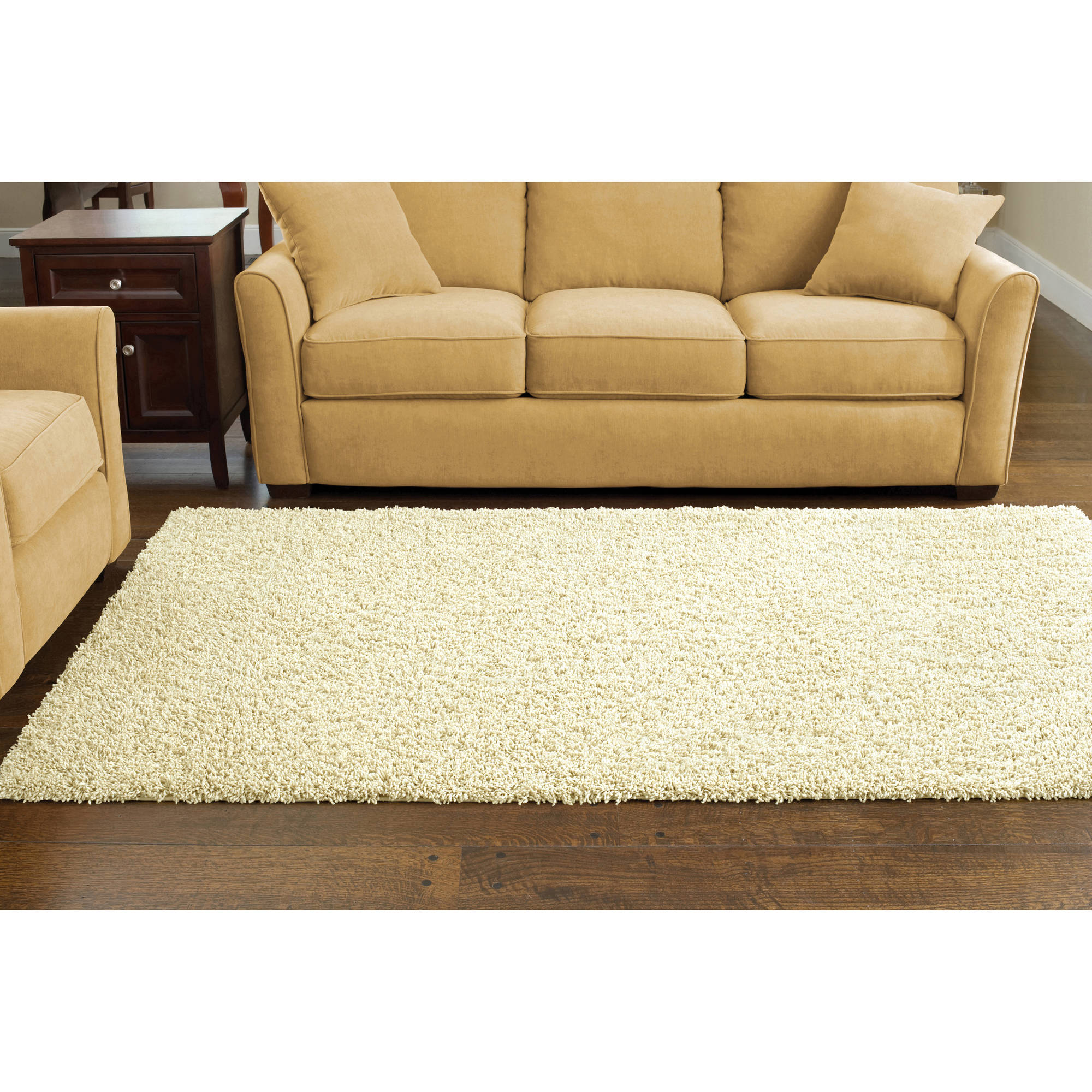 Mohawk Home Decorative Habitat Shag Tufted Area Rug