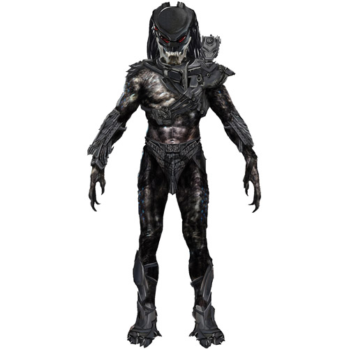 Predator Adult Halloween Costume One Size Walmart Com