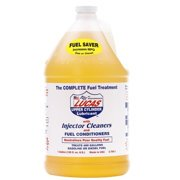 (6 pack) Lucas The Complete Fuel Treatment 1 Gallon Bottle with Injector Cleaners and Fuel