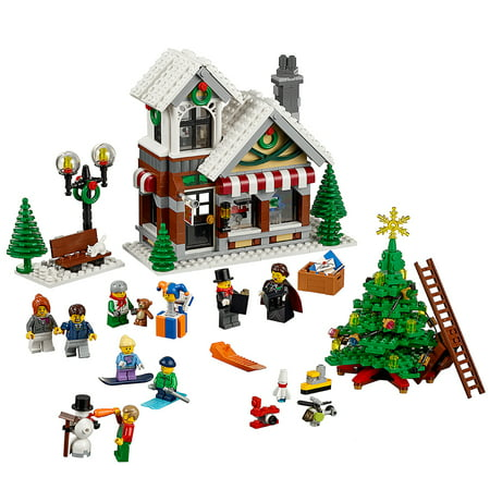 Lego Creator Expert Winter Toy Shop 10249