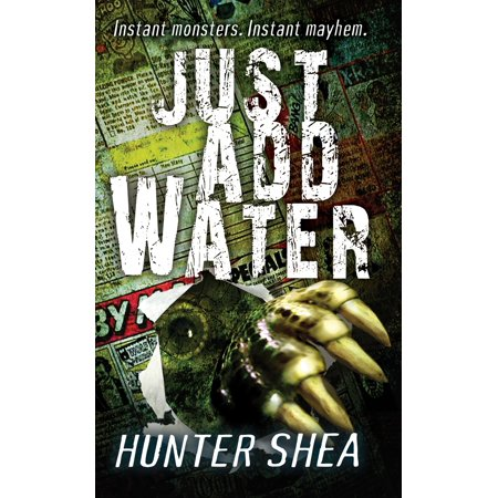 Just Add Water - eBook