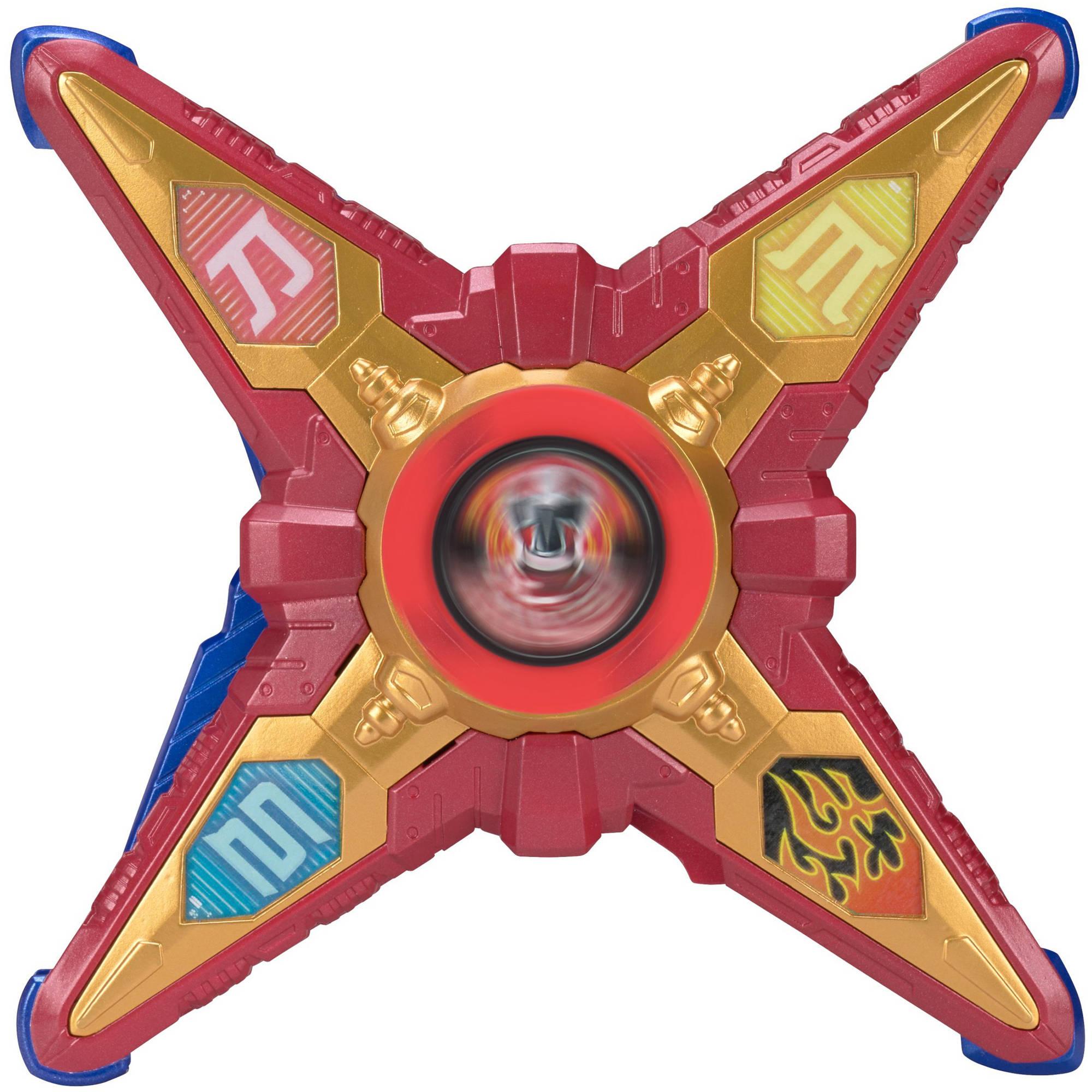 Power Rangers DX Morpher, Red