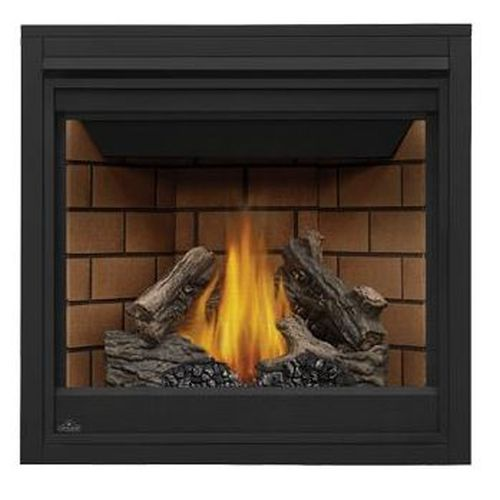 "Ascent X 36"" Gas Fireplace with Electronic Ignition - Natural Gas"
