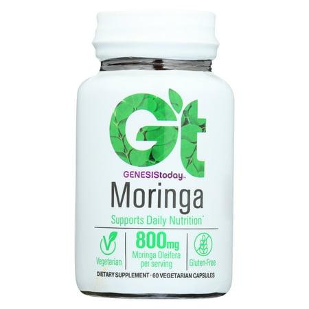 Genesis Today Moringa - 60 Vege Capsules