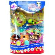 Littlest Pet Shop Summer Seaside Celebration Playset