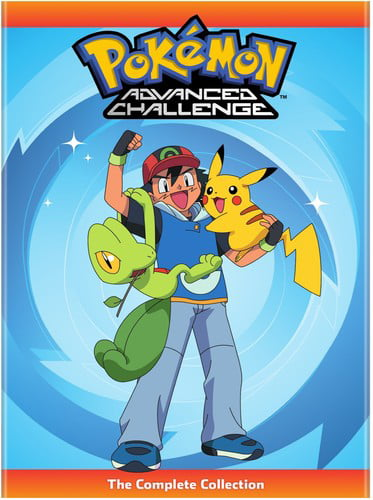 Pokemon Advanced Challenge: The Complete Collection (DVD) by