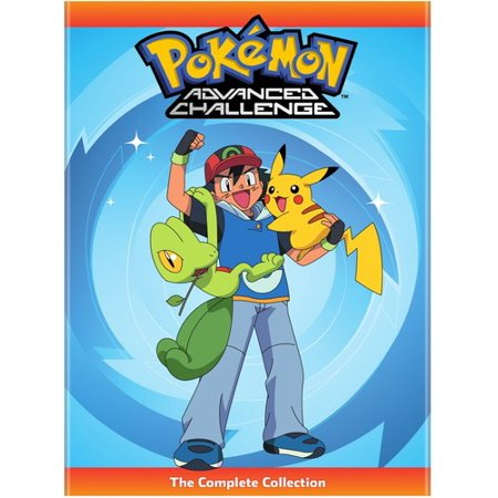 Pokemon Advanced Challenge: The Complete Collection (DVD)
