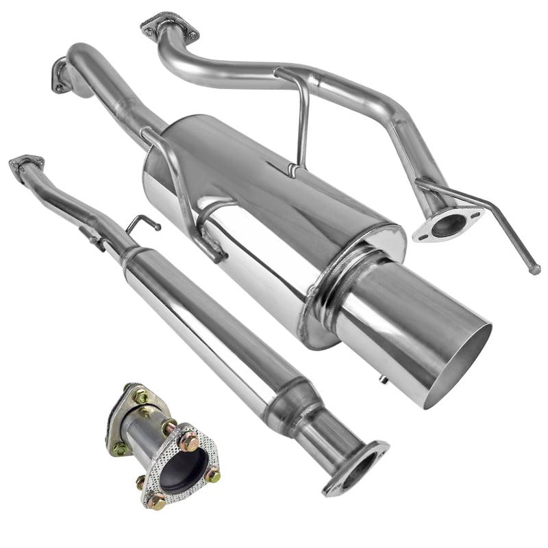 1994-2001 integra gsr exhaust catback 1997 1998 2000 94 95 96 97 98 99 00 01