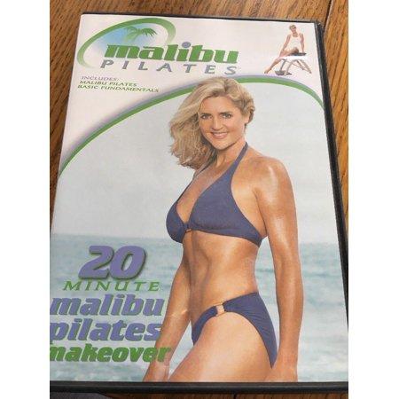 Malibu Pilates 20 Minute Malibu Pilates Makeover DVD [DVD] [2008] ()