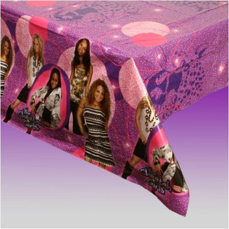 Cheetah Girls Plastic Table Cover (1ct)](Cheetah Table Cover)