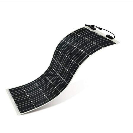 Renogy 100 Watt 12 Volt Flexible Monocrystalline Solar