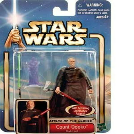 Star War Attack of the Clones - Count Dooku (Star Wars Attack Of The Clones Release Date)