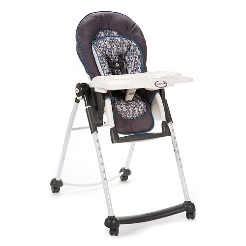 Safety 1st - Comfy Seat High Chair, Facet
