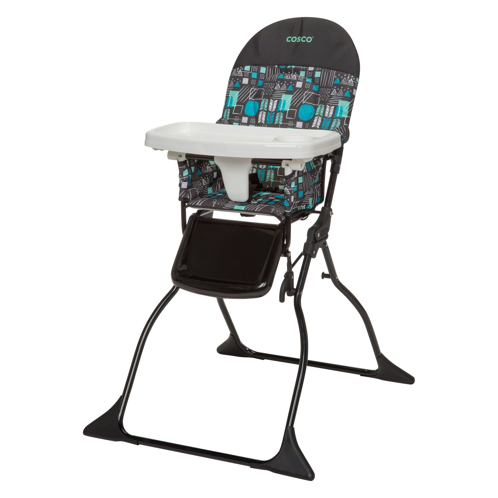 Cosco Chalkboard Simple Fold High Chair