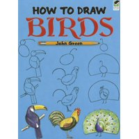 Dover How to Draw: How to Draw Birds (Paperback)