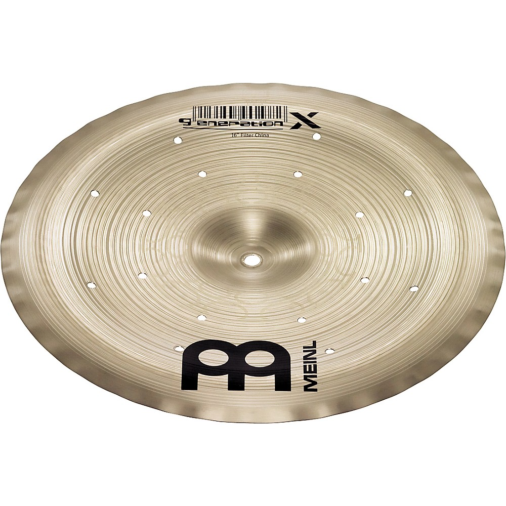 Meinl Generation X Filter China Cymbal 12 in.