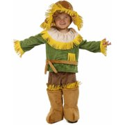 The Wizard of Oz Scarecrow Toddler Halloween Costume