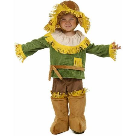 The Wizard of Oz Scarecrow Toddler Halloween Costume