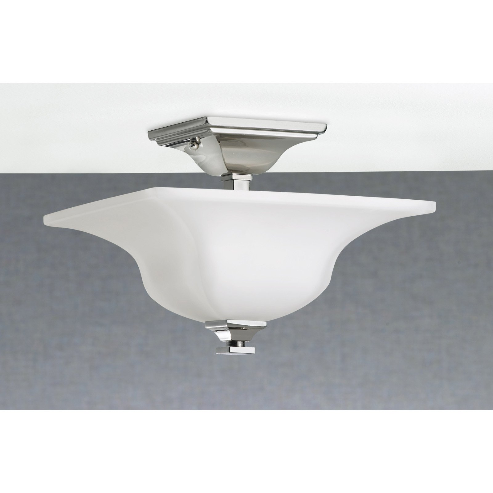 Feiss American Foursquare SF236 Semi Flush Mount 11W in. by Murray Feiss