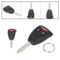 GZYF 1PC Black Universal Replacement Remote Key Fob For Dodge 2004-10/Dakota 2004-13 Durango