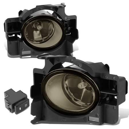 - For 2008 to 2010 Nissan Altima 2 -Door Coupe Pair Bumper Fog Light / Lamps+Switch+Blubs Smoked Lens 09 Left+Right