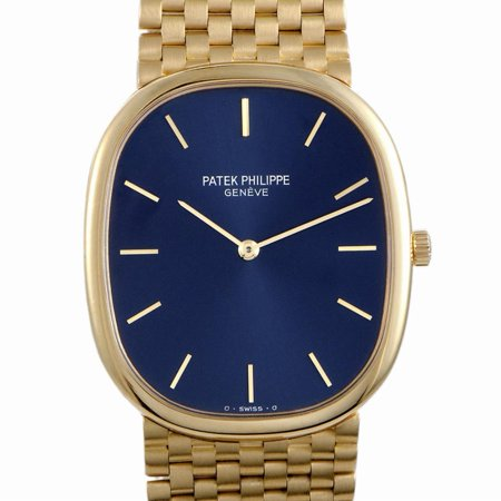 Pre-Owned Patek Philippe Ellipse 3748 Gold  Watch (Certified Authentic &