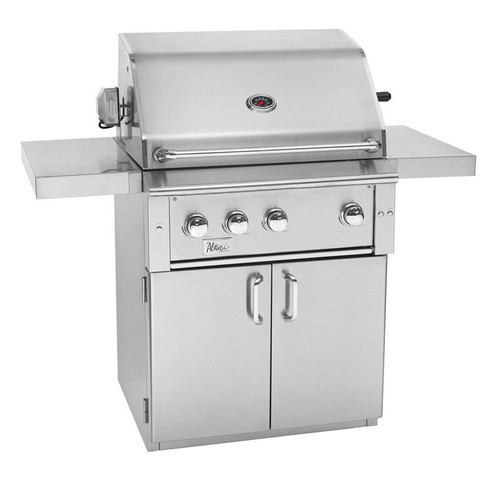 Summerset Professional Grills Alturi Propane Gas Grill with Side Shelves by Summerset Professional Grills