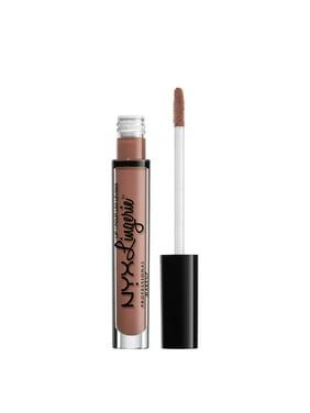 NYX Professional Makeup Lip Lingerie Liquid Lipstick, Cashmere Silk