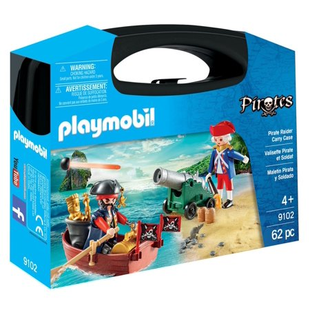 - PLAYMOBIL Pirate Raider Carry Case