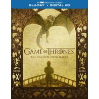 Deals on Game of Thrones: The Complete Fifth Season Blu-ray