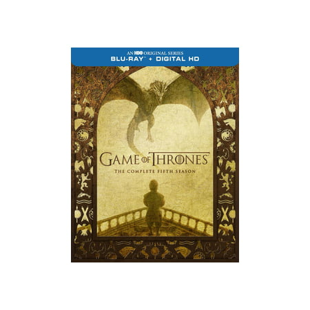 Game of Thrones: The Complete Fifth Season (Blu-ray)