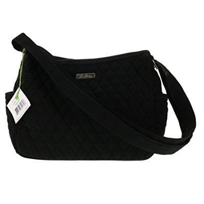 Vera Bradley on the go crossbody shoulder bag purse in cl...
