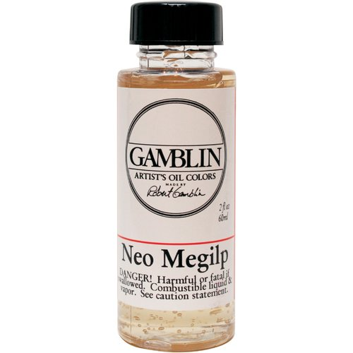 Gamblin Neo-Megilp Painting Medium