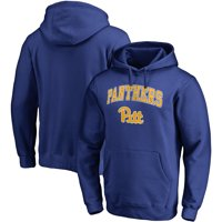 Pitt Panthers Fanatics Branded Campus Pullover Hoodie - Royal