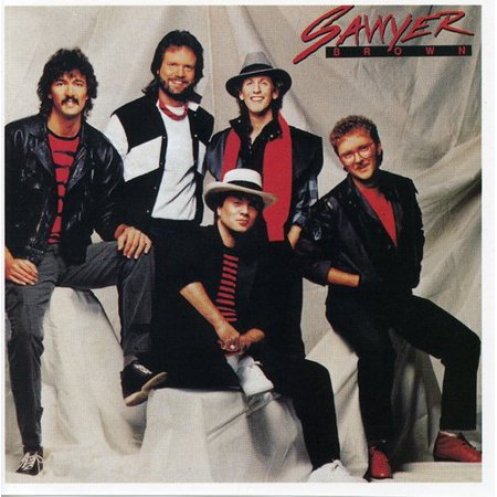 Sawyer Brown (CD) - Sawyer Vinyl