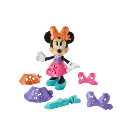 Disney Minnie Mouse Stencil N' Style Minnie (Printable Disney Stencils)