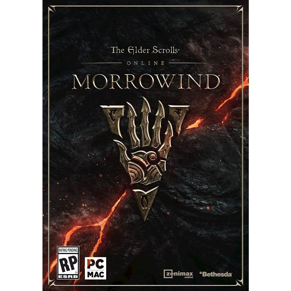 Refurbished Bethesda Softworks Elder Scrolls Online: Morrowind (PC)