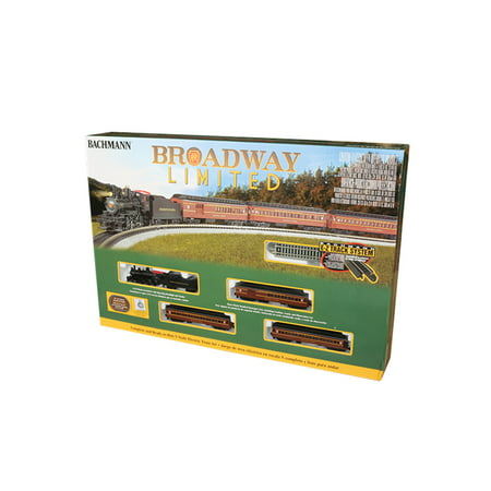 Bachmann Trains N Scale The Broadway Limited Ready to Run Electric Train