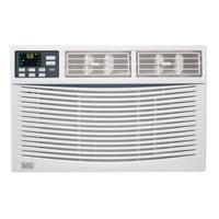 Black & Decker 10,000 BTU Window Air Conditioner with Remote