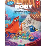 Learn to Draw Disney Pixar's Finding Dory : Including Dory, Nemo, Marlin, and All Your Favorite Characters!