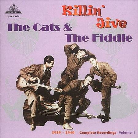Killin Jive  1939 40   The Complete