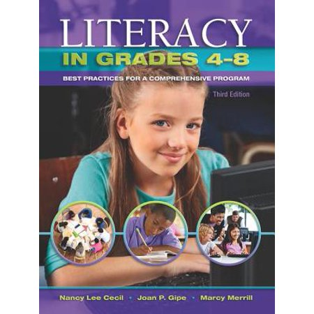 Literacy in Grades 4-8 : Best Practices for a Comprehensive (What's The Best Definition Of Financial Literacy)