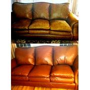 Surprising Furniture Leather Max Leather Refinish And Restorer Touch Up Kit 1 Oz Restorer 2 Oz Conditioner 1 Sponge Leather Repair Vinyl Repair Medium Machost Co Dining Chair Design Ideas Machostcouk