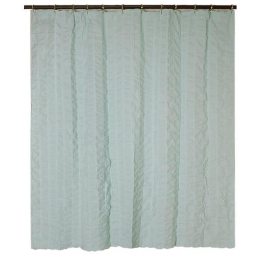 Jovi Home Cotton Waterfalls Shower Curtain