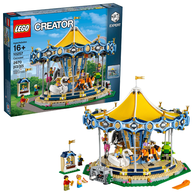 LEGO Creator Expert Carousel 10257 - Walmart com