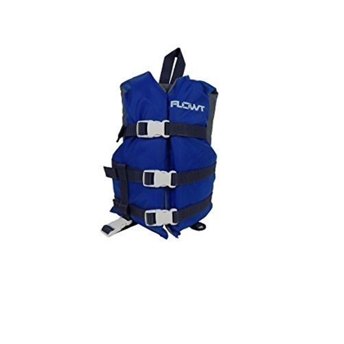 Multi Purpose Blue; Child Life Vest by Waterbrands