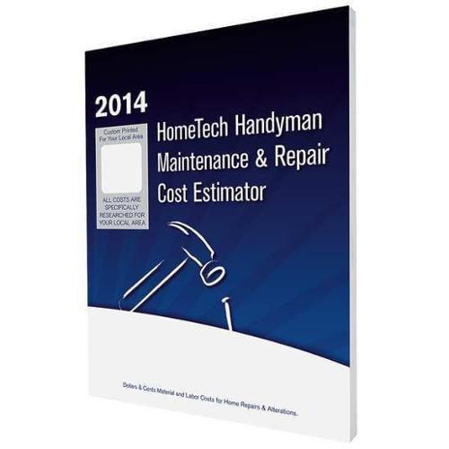 HOMETECH IA 01 HM Maint. and Repair Estimator,Davenport