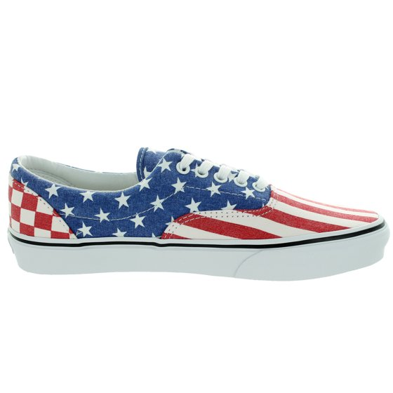 5274e8222e Vans - Vans Era 59 Van Doren Stars And Stripes Red   White Blue ...