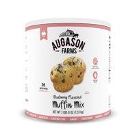 Augason Farms Blueberry Muffin Mix 3 lbs 8 oz No. 10 Can