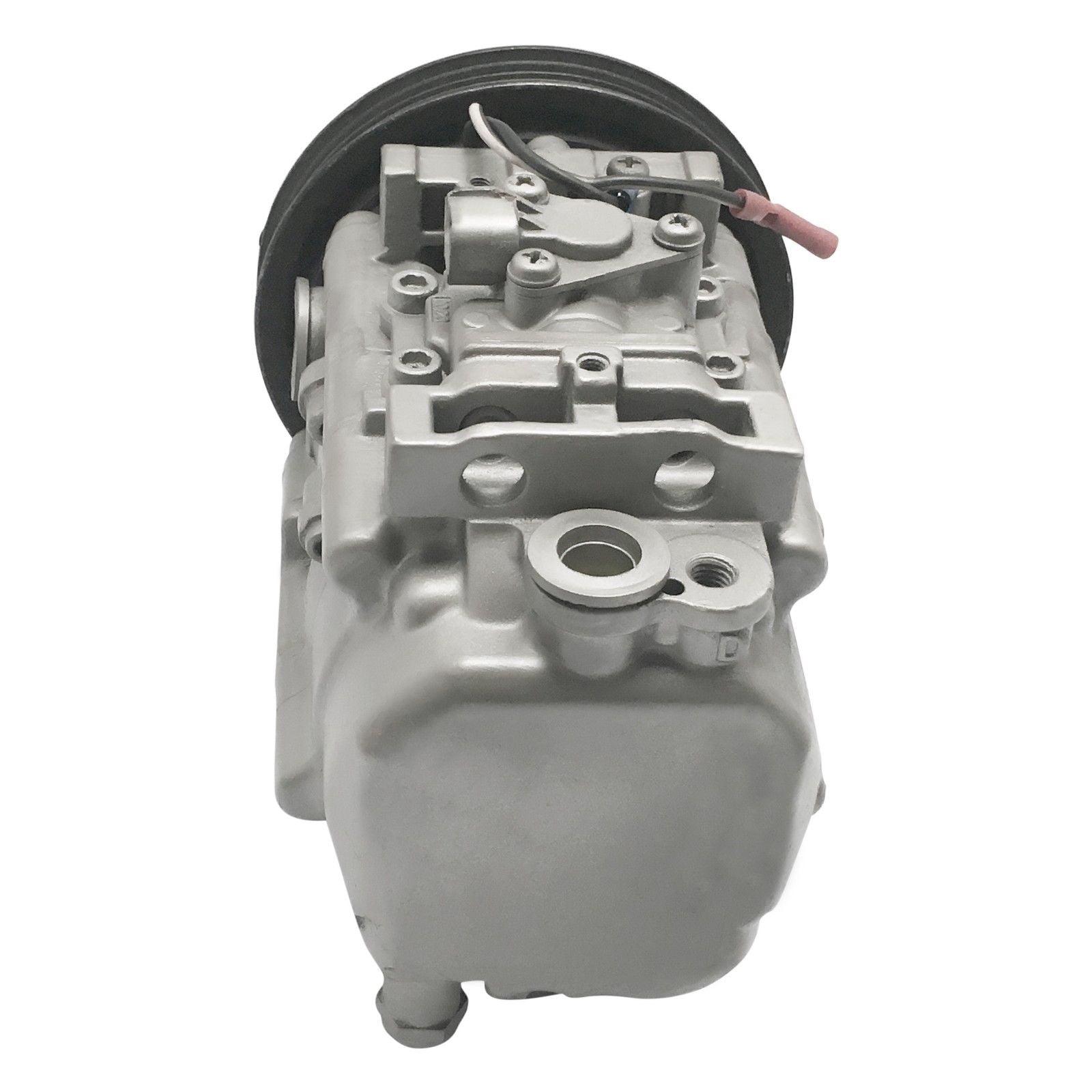 RYC Remanufactured AC Compressor and A//C Clutch GG325